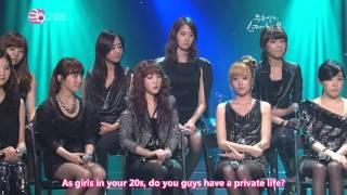 100508 SNSD - Sketchbook
