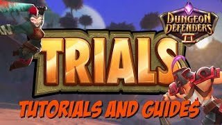DD2 Trials Tutorials and Guides - Transitioning and Getting Started!