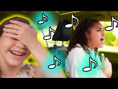 Haschak Sisters - HUSH (Carpool Karaoke!)