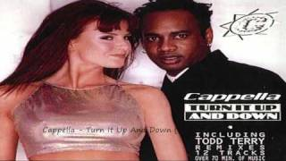 Cappella - Turn It Up And Down (Mars Plastic Mix)