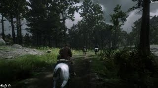 [SPOILER]Red Dead Redemption 2 unexpected