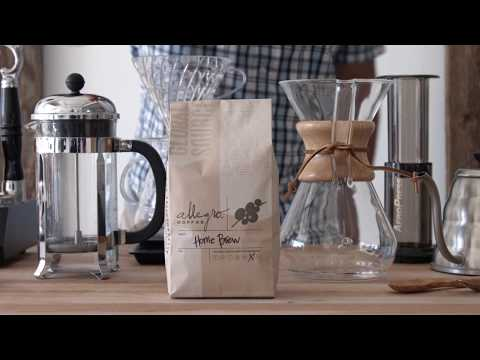 How to Brew Coffee at Home Using a Hario V60 Coffee Dripper