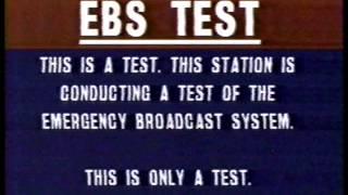 KIXE-TV creepy EBS Test