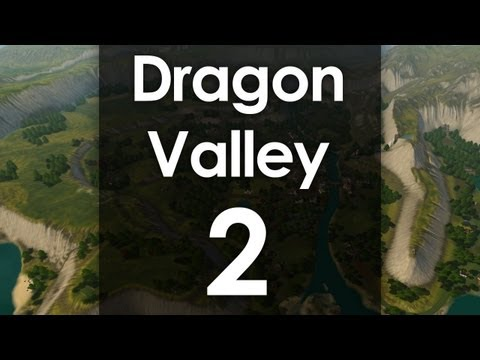 Let's Play The Sims 3 - Dragon Valley - Part 2 - Smashpipe Film