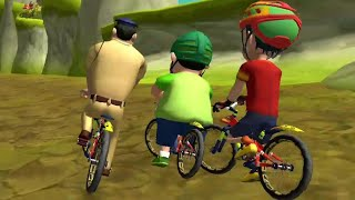 Shiva Bicycle Racing -  Shiva Cycle Race - Final Level 6 - Cycle Race - Bike Game - Cycle Game -🤗