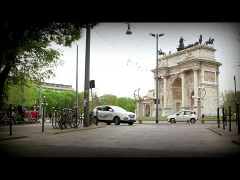 Hyundai ix35 Fuel Cell a Idrogeno @Milano