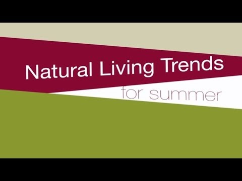 Video: Industry experts and CHFA Members share the top five summer trends in natural health from this year's CHFA West trade show held in Vancouver