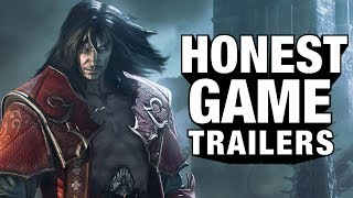 CASTLEVANIA   ( Honest Game Trailer )