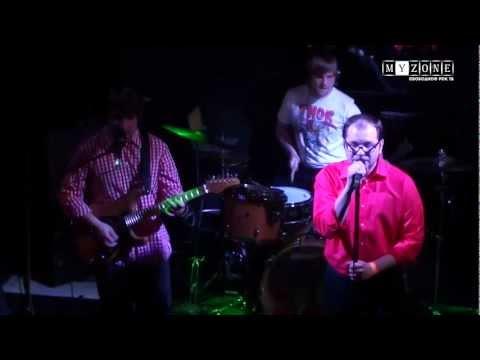 Концерт TOKAY на MyZoneTV.ru 15 апреля 2012