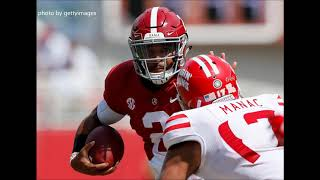 College Football Analyst Brent Beaird Discusses Jalen Hurts's Future, Tide Hoops and More