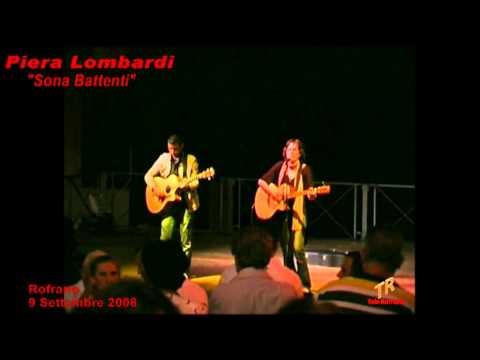 Piera Lombardi live in Rofrano