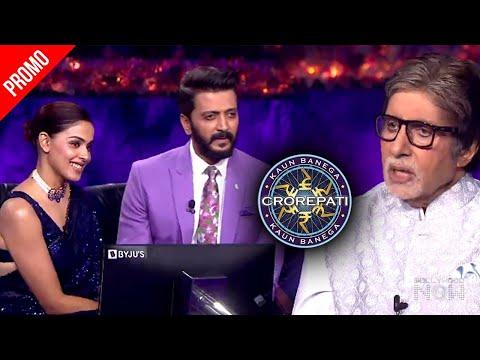 Kaun Banega Crorepati 13: Genelia complains to Big B against husband Riteish for this reason