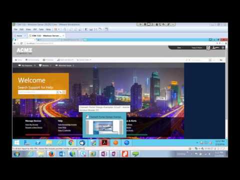 Cherwell Service Management 8 Demo