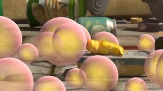 [HD] Larva Season 3 - Ep 7 - Gum Fart