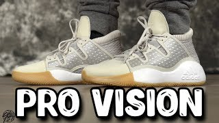 Adidas PRO VISION First Impressions! $100 w/ Bounce Cushion!