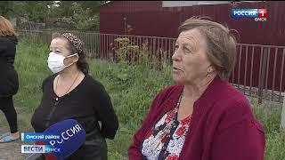 Горящей свалкой близ села Ульяновка займётся прокуратура