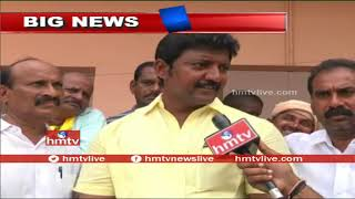 TDP MLA Vallabhaneni Vamsi Face to Face : Surrenders His G..