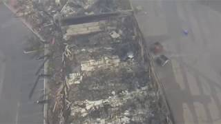 Northern Calif. fire: 63 dead, 631 unaccounted for