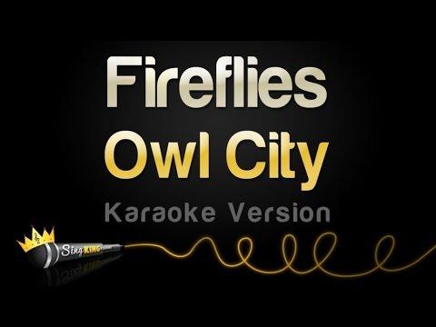 Owl City fireflies mp3