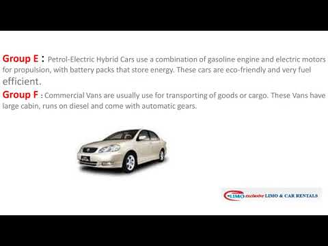 Know About Car Rental Services