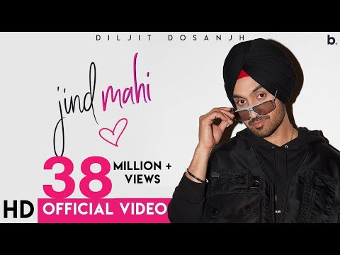 Jind Mahi (Official Video) Diljit Dosanjh - Manni Sandhu
