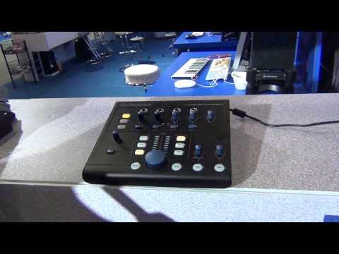 Introducing The PreSonus Monitor Station 2: Musikmesse 2014