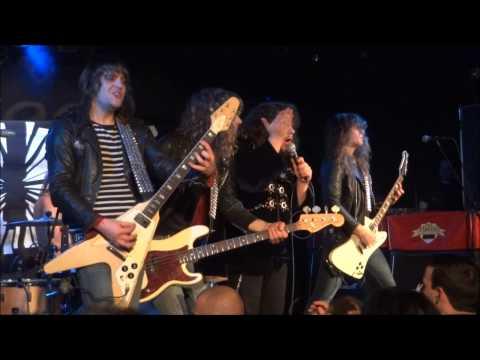 Bullet - Rambling Man (Live - Biebob - Vosselaar - Belgium - 2014)
