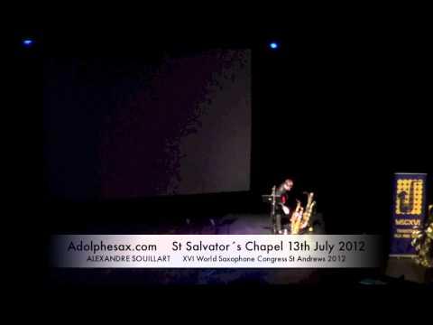 WSCXVI ALEXANDRE SOUILLART   Five Bumbling Preludes by Alexandros Markeas