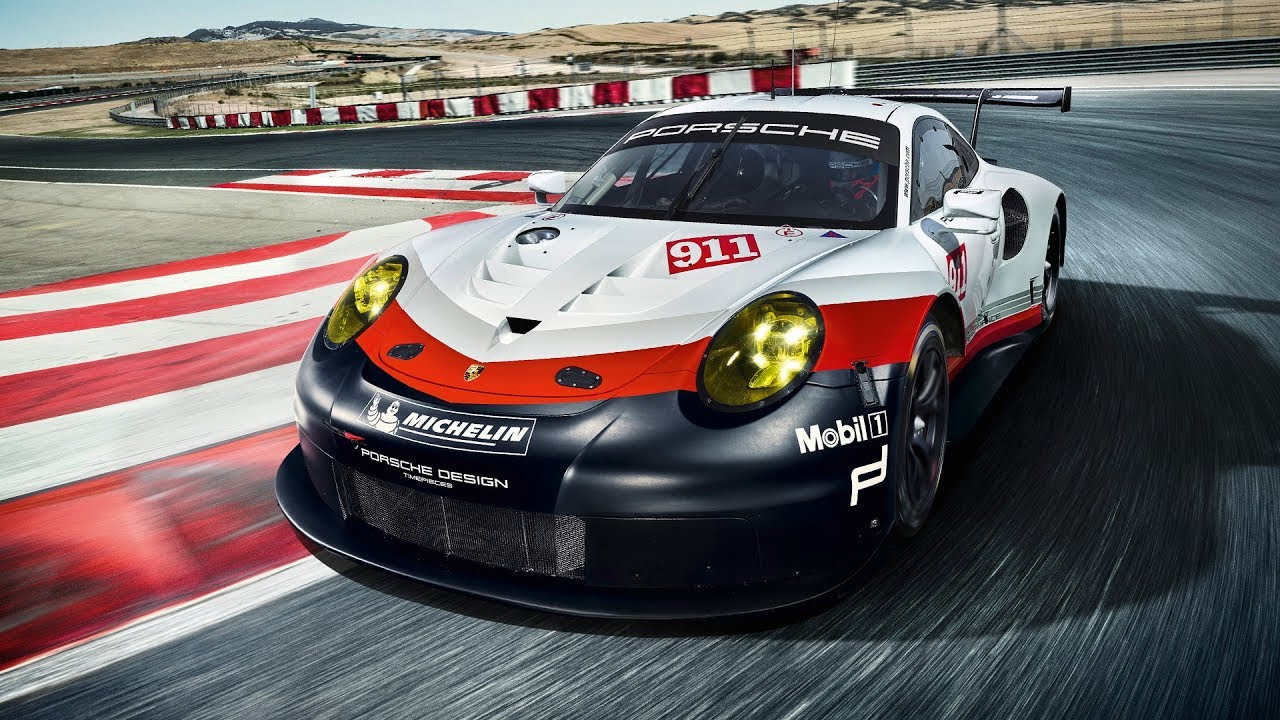 Porsche at the 24h of Daytona 2018 – Ready to defend our legacy: Porsche 911 RSR 2018