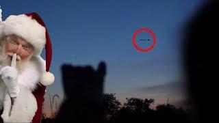 10 Santa Claus Sightings You've Never Seen!