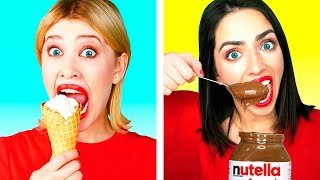 ARE YOU A REAL FOODIE? Funny Situations by Ideas 4 Fun
