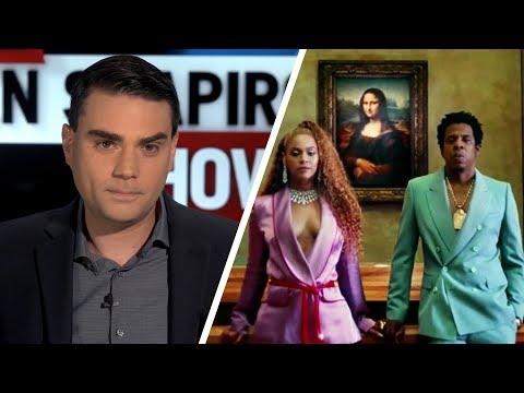 Ben Shapiro Mocks Beyonce Music Video