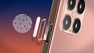 Touch ID can return to iPhone 12 (thanks iPad Air)