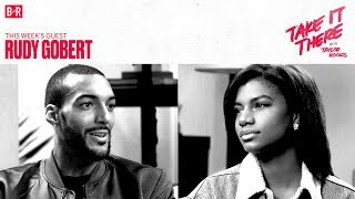 """Rudy Gobert Doesn't Forget Who Got Drafted Before Him 