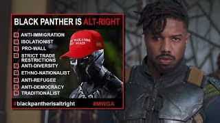 Black Panther Movie Discussion: Drama, Outfits, Politics, Antics, Virtue-Signalling Critics