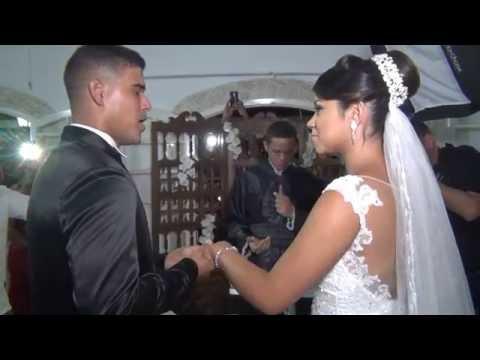 Jessica e Rodrigo