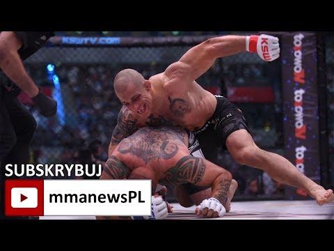 Damian Janikowski znokautował Julio Gallegosa w 1 rundzie (+video)