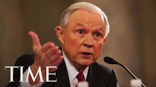 Attorney General Jeff Sessions Testifies Before Senate Intelligence Committee   TIME