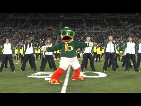 Oregon Marching Band | Gangnam Style
