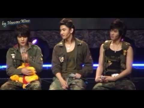 TVXQ - Stand By yUnjae {윤재} Eng Sub