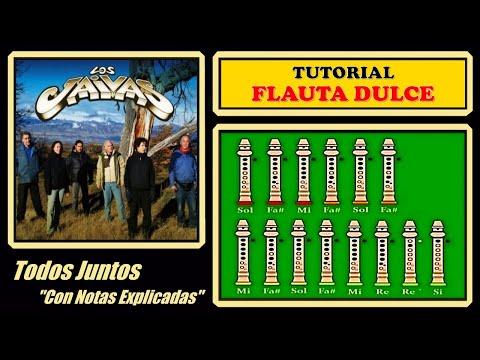 Los Jaivas - Todos Juntos en Flauta