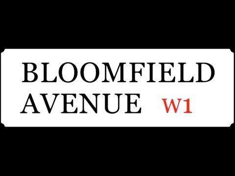 Bloomfield Avenue Promo