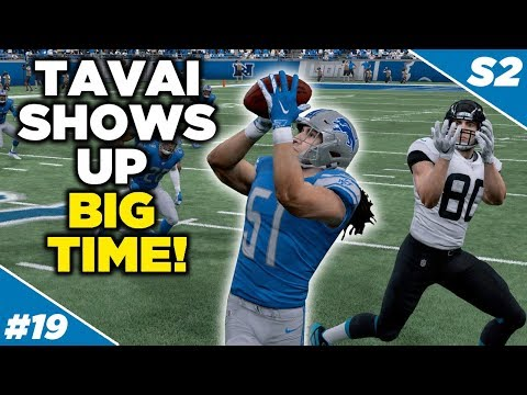 Huge Wins.. But Will They Matter?? - Detroit Lions | Madden NFL 20 - Ep 19