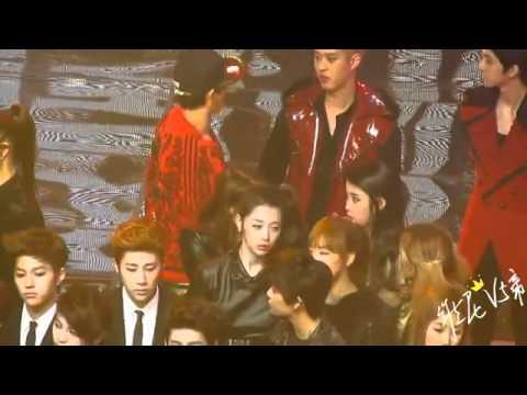 [FANCAM] 111230 Victoria Focus - Ending KBS