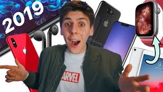 INSANITY! Apple in 2019: Apple Watch Series 5, iPhone XI, AirPods 2 & more!