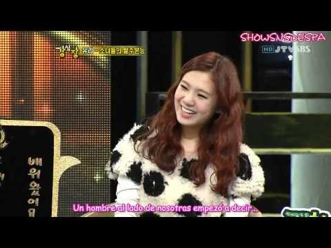 Strong Heart SNSD Sooyoung & Yuri cut [Sub Español]