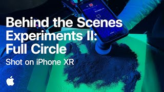 Behind the Scenes – Experiments II: Full Circle