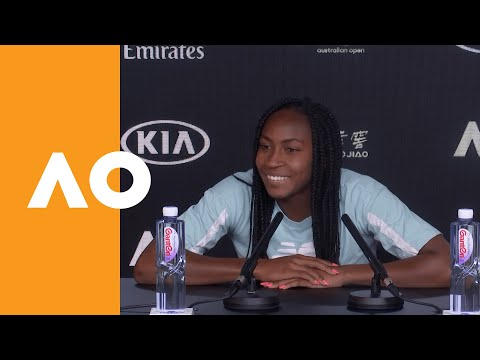 """Coco Gauff: """"Today was a huge boost in confidence!"""" 