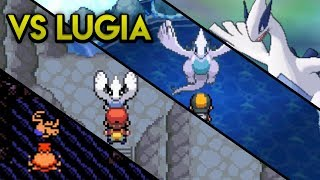 Evolution of Lugia Battles (2000 - 2017)