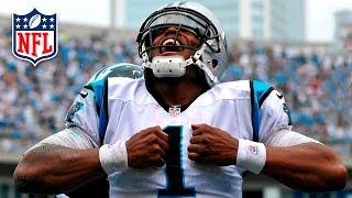 Every Cam Newton Rushing TD | NFL Career Highlights